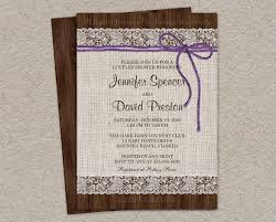 rustic bridal shower invitations 26 wedding shower invitation templates free sle exle