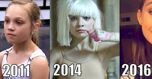 Maddie Chandelier Maddie Ziegler From The Sia Videos Looks Completely Different As A