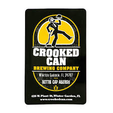 crooked can brewing company shop