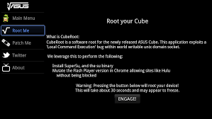 gtvhacker releases asus cube google tv root on