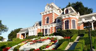 Michael Jackson Backyard Michael Jackson U0027s 2 700 Acre Neverland Ranch Lists For 100