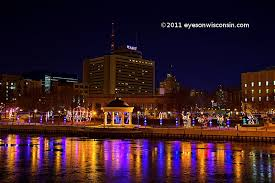 christmas light displays in michigan the best christmas light displays in milwaukee wisconsin