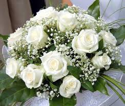 white wedding bouquets white wedding flowers lovetoknow