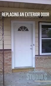 Replacing An Exterior Door Replacing An Exterior Door Designs By Studio C