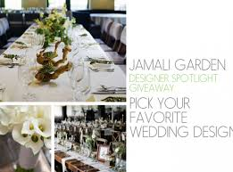 wedding designer designer spotlight giveaway your favorite wedding designer