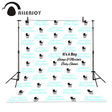 step and repeat backdrop aliexpress buy allenjoy photography background baby shower