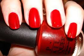 red nail polish u2013 best brands dark bright glitter blood
