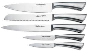 Imperial Kitchen Knives by Kitch N U0027 Wares 6 Piece Knife Set U0026 Reviews Wayfair