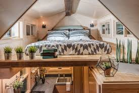 tiny house big closet home design ideas