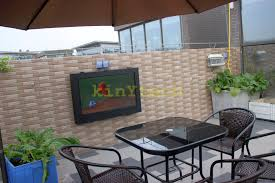 outdoor tv enclosure outdoor tv mount weatherproof tv enclosure