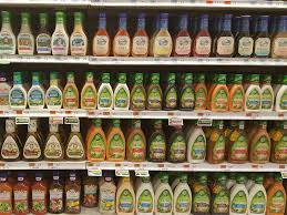 ranked salad dressings with the fewest calories business insider