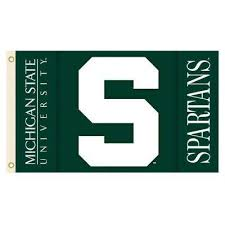 michigan state university flags u0026 flag poles outdoor decor