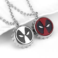 bottle necklace aliexpress images 2 colors dc comic marvel x men superhero deadpool bottle opener jpg