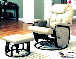 Glider And Ottoman Sale Awesome Reclining Glider With Ottoman Reclining Rocking Chair With