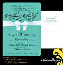 nealon design tiffany style shower party
