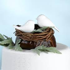 birds wedding cake toppers birds wedding cake topper wedding cake toppers wedding