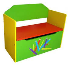 childrens storage bench benches toy storage bench with cushion