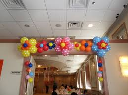 flower power party party decorations by teresa