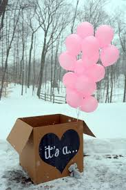 gender reveal balloons in a box top 10 gender reveal ideas baby shower ideas themes
