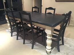 painted kitchen tables for sale color dining room sets dining tables not quite finished yet but