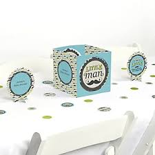 mustache baby shower decorations dashing baby shower decorations theme