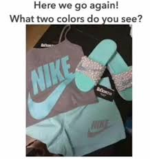 what colour is this sportswear people can u0027t decide whether the