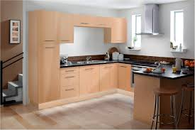 flooring ideas for kitchen kitchen awesome kitchen with u shapes cabinet and wooden