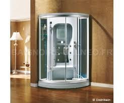 cabine de avec siège intégré cabine de hammam louisiane
