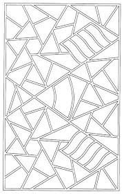 adults printable mosaic coloring pages mosaic coloring pages adultss