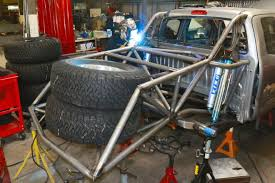 prerunner truck suspension stick by stick build of a true long travel prerunner rear suspension