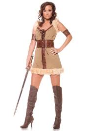 spartacus halloween costume fancy dress all the whizz from bizz