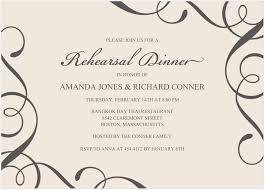 wording for rehearsal dinner invitations u2013 gangcraft net