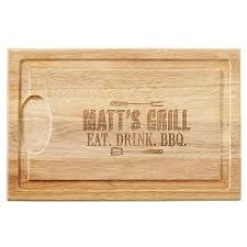 engravable cutting boards personal creations personalized grill masters cutting board