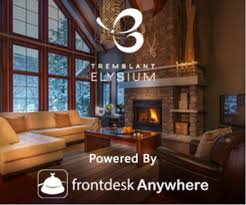 Front Desk Anywhere by Frontdesk Anywhere Helps Tremblant Elysium Boost Their Guest