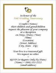 17 best images about 25th u0026 50th wedding anniversary invitations