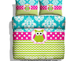 Lime Green And Turquoise Bedroom Chevron Bedding Chevron And Zebra Monogrammed Bedding