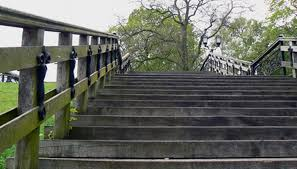 Handrail Requirements Osha Requirements For Stair Handrail Height Bizfluent