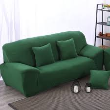 Chaise Lounge Sofa Covers by Aliexpress Com Buy Setter Couch Armchair Loveseat Chaise Four