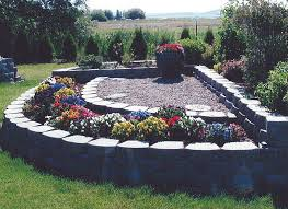 give your garden a lift raised flower and vegetable beds are a