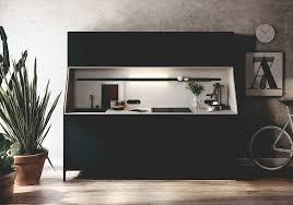 Matte Black Kitchen Cabinets Siematic Luxury Kitchens Inplace Studio La Jolla Ca