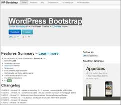 45 grandes temas wordpress bootstrap neweb