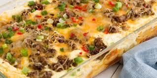 thanksgiving lasagna recipe best cheesy taco lasagna recipe how to make cheesy taco lasagna