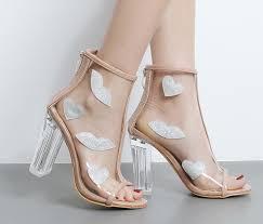 2017 women stripper shoes 11 cm high heels sandals platform