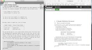 how do you write a philosophy paper how to use overleaf to write your papers part iii how to use you can easily use markdown in a plain text writing app and update a neatly formatted overleaf document with all its bells and whistles here s how