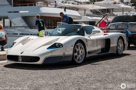 maserati mc12 race car maserati mc12 16 july 2016 autogespot