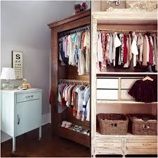 children u0027s armoire closet an easy storage solution live simply