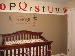 Monkey Baby Room A Little Ga Ga The Sock Monkey Room