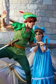 Peter Pan And Wendy Halloween Costumes by Belle Blue Dress Belle Blue Village Dress From Disney U0027s Beauty