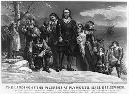 Pilgrims And Thanksgiving History The Pilgrims And The First Thanksgiving Faith And History