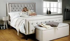 High King Bed Frame High Bed Frame King Bed Frame High King Size Bed Frame Steel